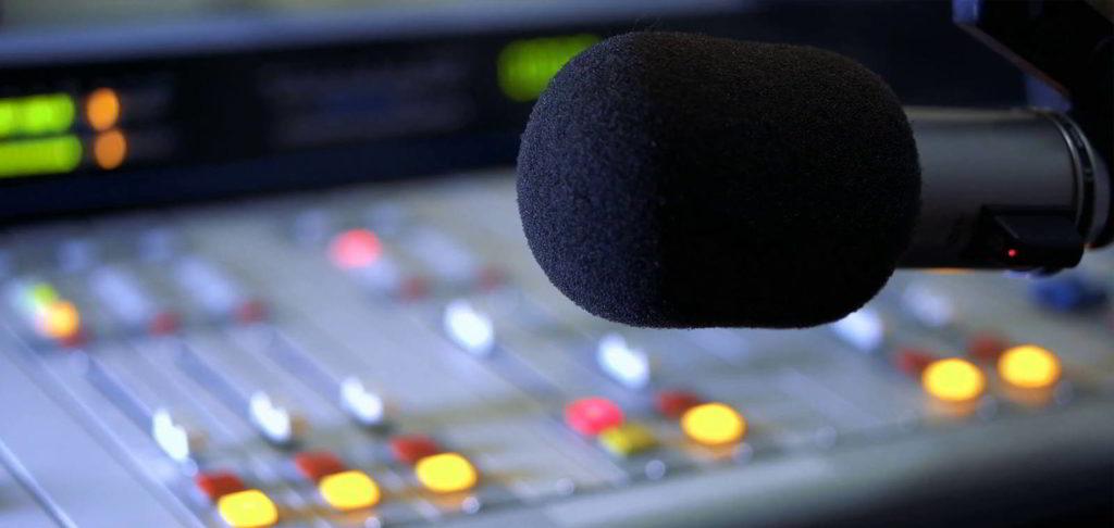 Audycja w radiu MRS