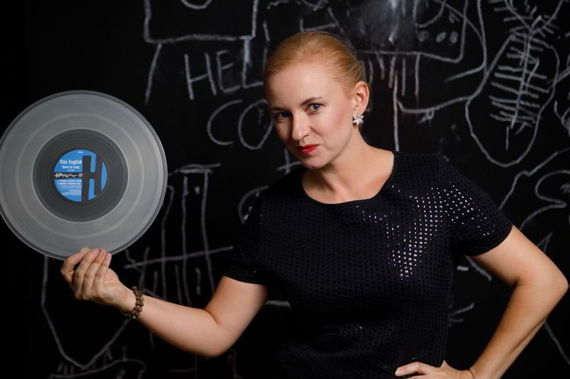 Miss Kand - An Urban Groove w radiu MRS
