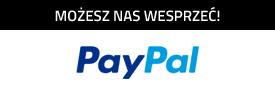Darowizna PayPal - Radio MRS